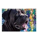 Cane Corso Painting Postcards (Package of 8)