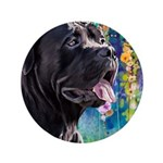 Cane Corso Painting Button
