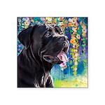 Cane Corso Painting Sticker