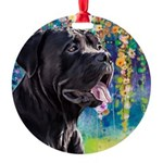 Cane Corso Painting Ornament