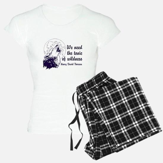 Wild Tonic Pajamas