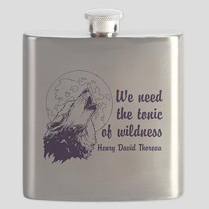 Wild Tonic Flask