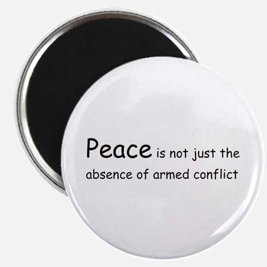 Peace Conflict Magnet