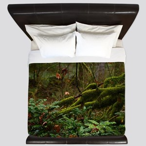 Fairy Forest King Duvet