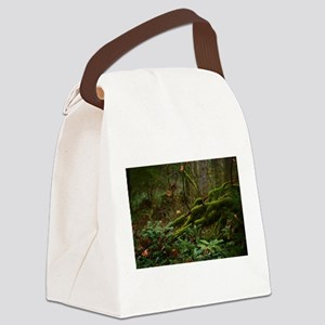 Fairy Forest Canvas Lunch Bag