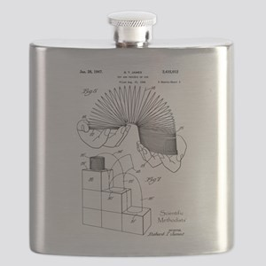Spring Toy patent 2415012 Flask