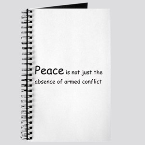 Peace Conflict Journal