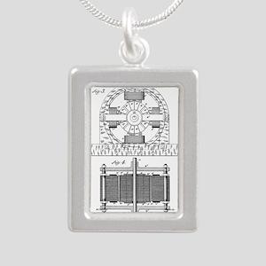 Tesla Motor patent 382279 Necklaces