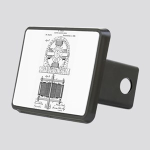 Tesla Motor patent 382279 Hitch Cover