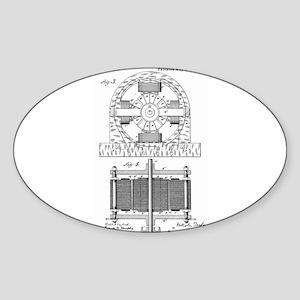 Tesla Motor patent 382279 Sticker
