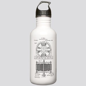 Tesla Motor patent 382279 Water Bottle