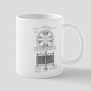 Tesla Motor patent 382279 Mugs