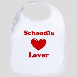 Schoodle Lover Bib