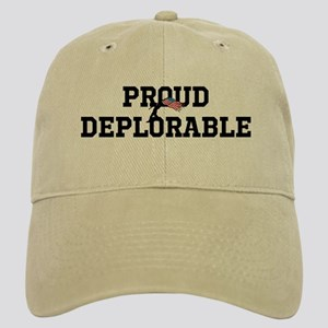 Proud Deplorable Baseball Cap