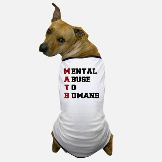 Funny Humans Dog T-Shirt
