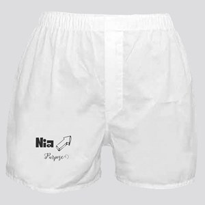Nia Purpose Boxer Shorts