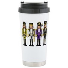 Nutcrackers in Non-Binary Colors Travel Mug