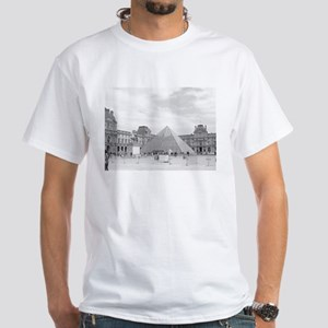 louvre White T-Shirt