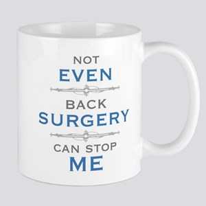 Back Surgery Humor Mugs