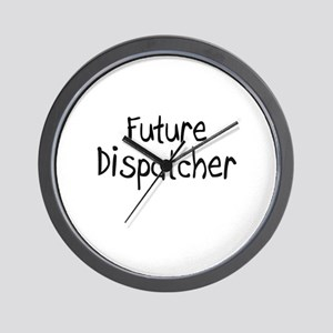 Future Dispatcher Wall Clock