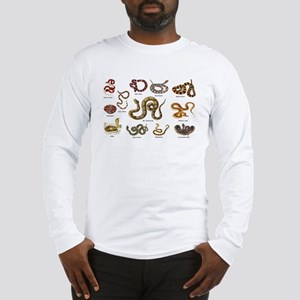 snakes Long Sleeve T-Shirt