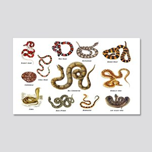 snakes Wall Decal