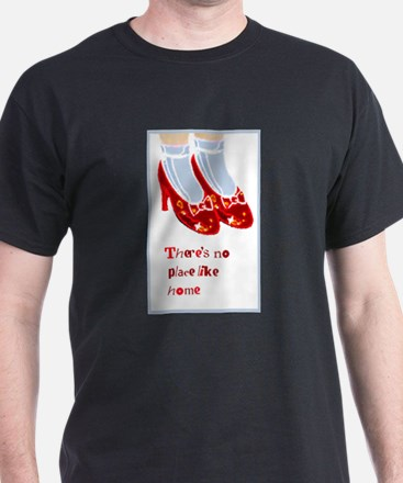 Red Ruby Slippers T-Shirt
