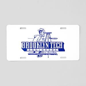 Joe Tech Aluminum License Plate