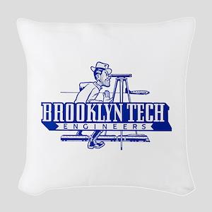 Joe Tech Woven Throw Pillow
