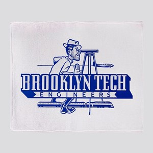 Joe Tech Throw Blanket