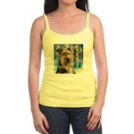 Airedale Painting Tank Top