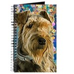 Airedale Painting Journal