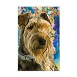 Airedale Painting Posters