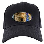 Airedale Painting Baseball Hat