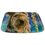 Airedale Painting Bathmat