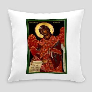 Archangel Raphael Everyday Pillow