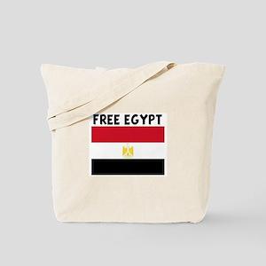 FREE EGYPT Tote Bag