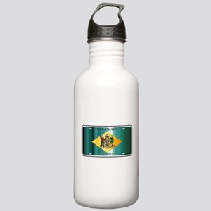 Delaware State License Stainless Water Bottle 1.0L