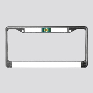 Delaware State License Plate F License Plate Frame