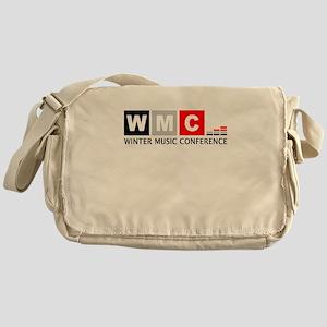 WMC Winter Music Conference Messenger Bag
