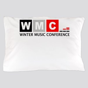 WMC Winter Music Conference Pillow Case