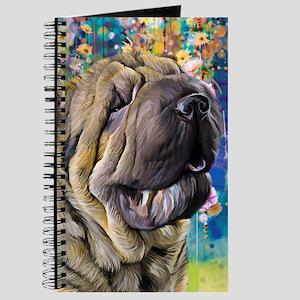 Shar Pei Painting Journal