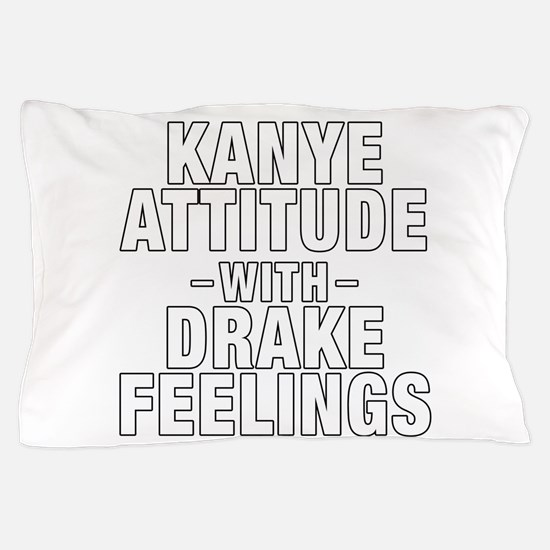Cute Feelings Pillow Case