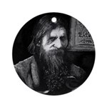 Rasputin Rocks! Ornament (Round)