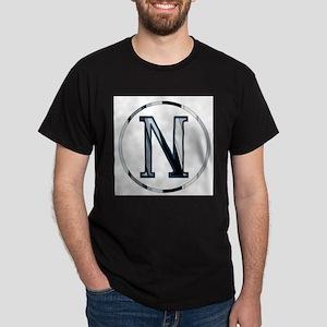 Nu Greek Letter T-Shirt