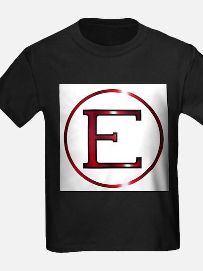 Epsilon Greek Letter T-Shirt
