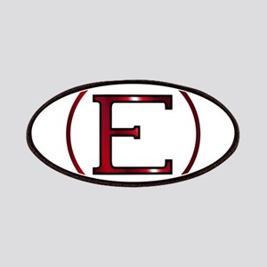 Epsilon Greek Letter Patch