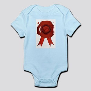 Alaska State Wax Seal Body Suit
