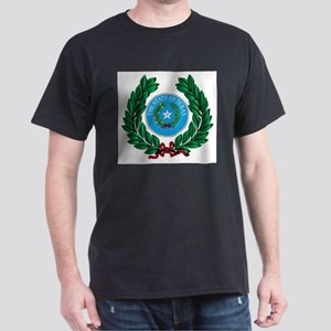 Texas Wreath and State Seal T-Shirt