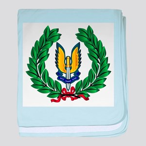 Special Air Service Tribute baby blanket